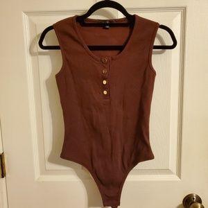 NWOT Missguided bodysuit